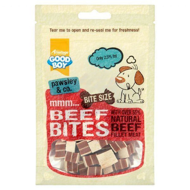 GoodBoy Deli Bites Beef - Dog Treats