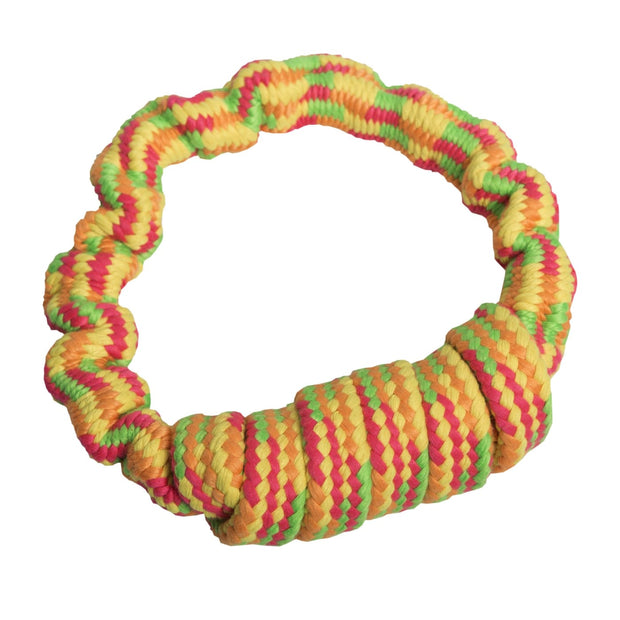 GoodBoy Threads Bungee Ring - Dog Toys