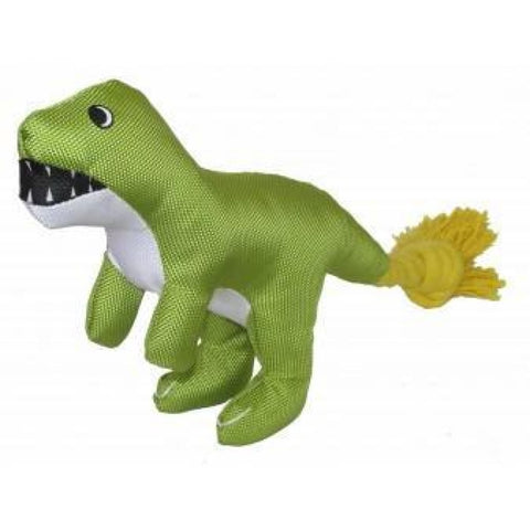 GoodBoy Wild Tugs Dino Dog Toy - Dog Toys