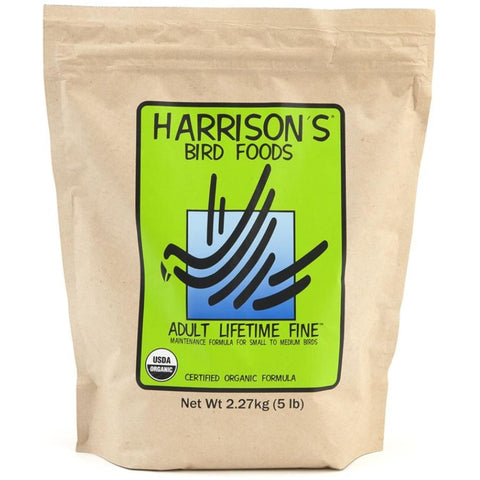 Harrison's Adult Lifetime Fine - 2.2kg - Bird Food