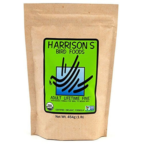 Harrison's Adult Lifetime Fine - 453g - Bird Food