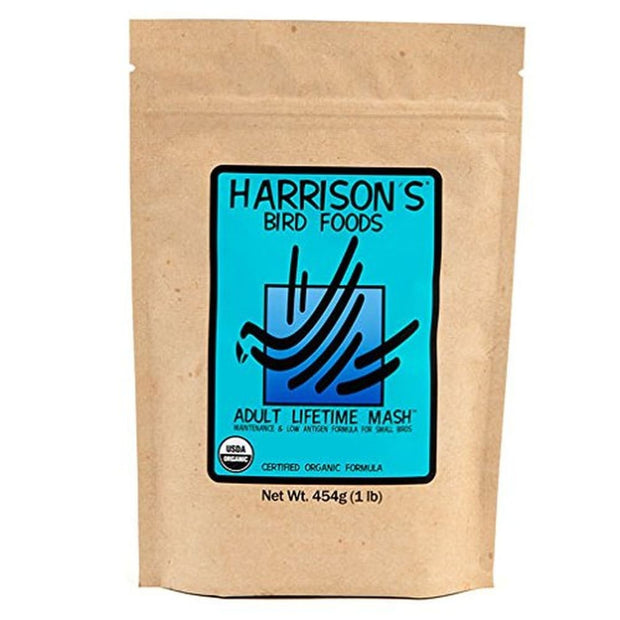 Harrison's Adult Lifetime Mash (1lb/453g) - Bird Food