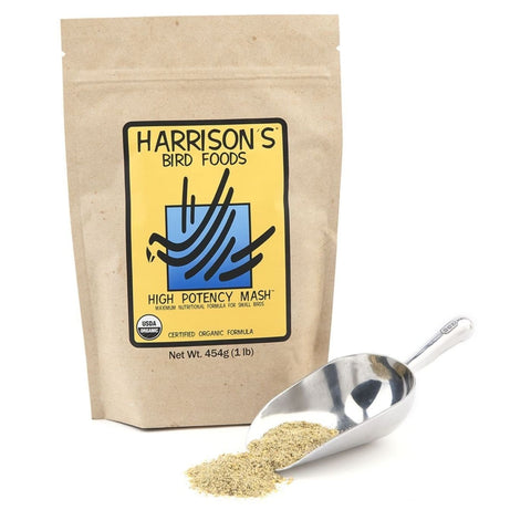 Harrison's High Potency Mash (1lb/453g) - Bird Food