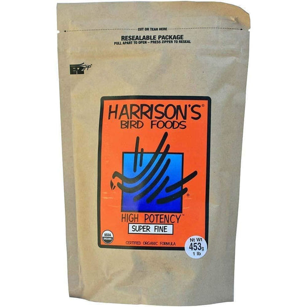 Harrison's High Potency Super Fine (1lb/453g) - Bird Food