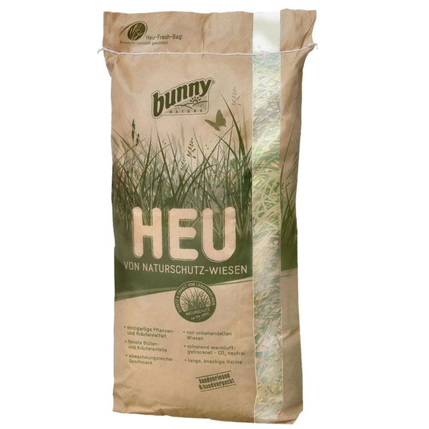 Hay From Nature Conservation Meadows - Nature 600g - Food &