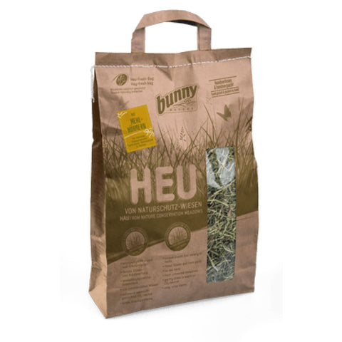 Hay From Nature Conservation Meadows - Mealworms - Food &