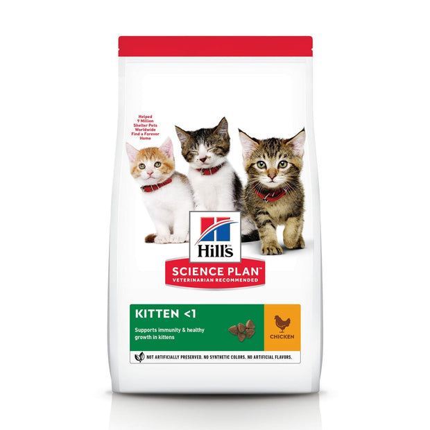Hill's Science Plan Kitten with Chicken - 1.5kg - Cat Food