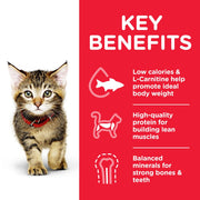 Hill's Science Plan Kitten with Tuna 1.5kg - Cat Food