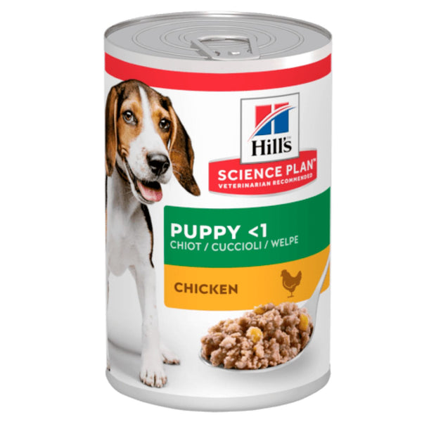 Hill's Science Plan Wet Food Puppy Savoury Canine with