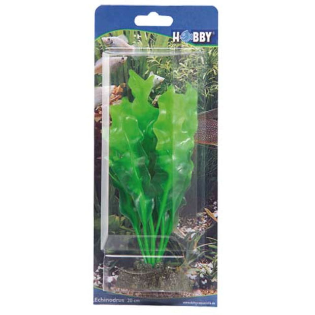 Hobby Artificial plant - Echinodorus - Aquarium Decor &