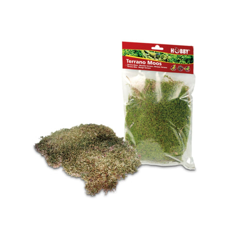 Hobby Terrano Natural Moss - Decor & Lighting