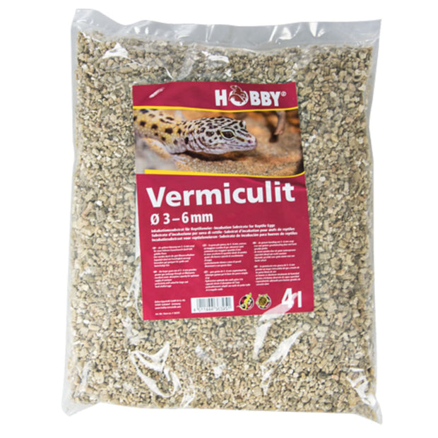 Hobby Vermiculit - 0-4mm - Decor & Lighting