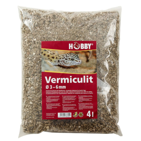 Hobby Vermiculit - 3-6mm - Decor & Lighting