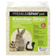 HVT Premium Span Bedding - Apple Scent - 15 Litres - Cages &