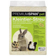 HVT PremiumSpan Bedding - Lemon Scent - 60 Litres - Cages &