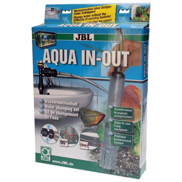 JBL Aqua In-Out complete Set - Tank Health