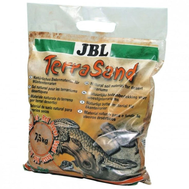 JBL TerraSand Natural Red - Reptile Home
