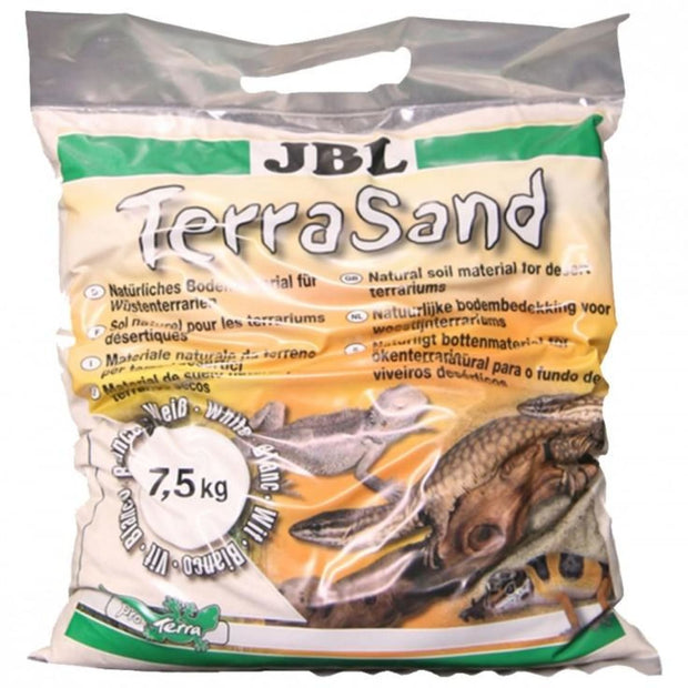 JBL TerraSand Natural White - Reptile Home