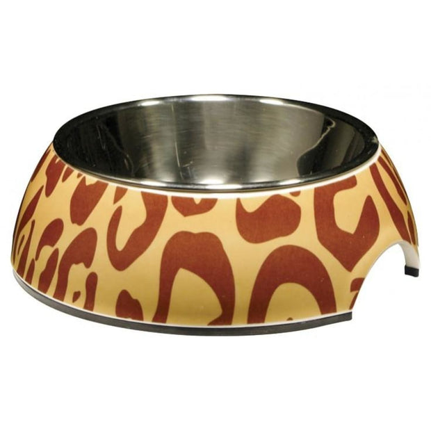 Leopard Cat Bowl - Cat Feeders & Bowls