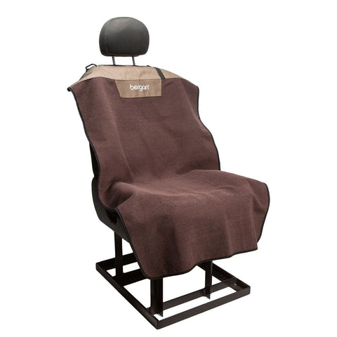 Microfiber Bucket Seat Protector - Beds Crates & Outdoors
