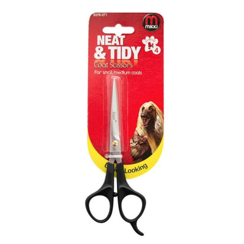 Mikki Coat Scissors - Small & Medium Coats - Grooming Tools