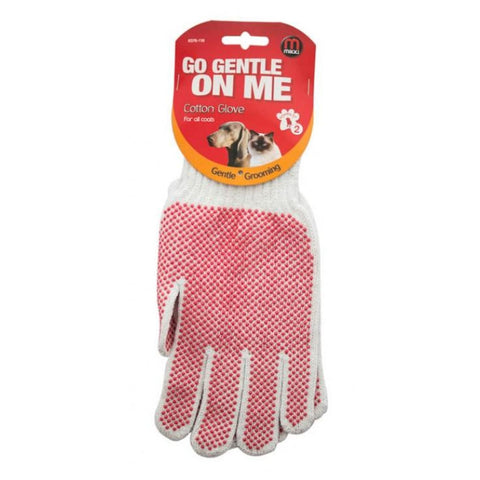 Mikki Cotton Grooming Glove - Grooming Tools