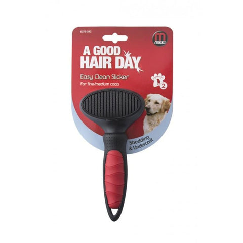 Mikki Easy Clean Slicker - Small - Grooming Tools