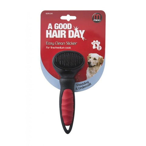 Mikki Easy Clean Slicker - X-Small - Grooming Tools