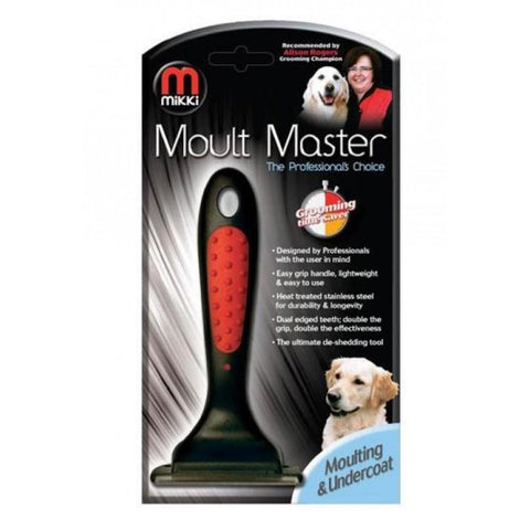 Mikki Moult Master - Grooming Tools