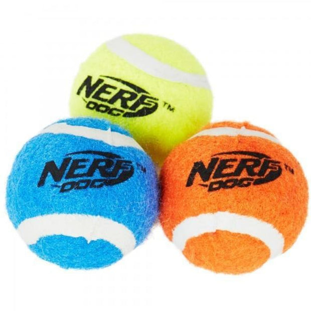 Nerf Dog Mega Strength Balls - Dog Toys