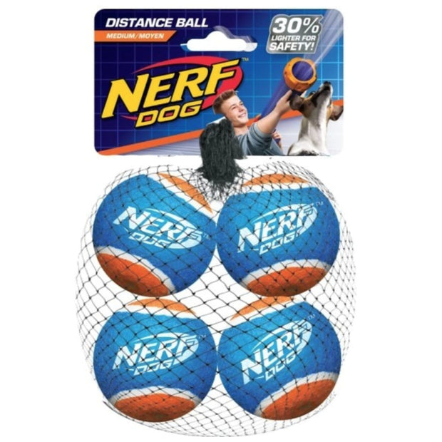 Nerf Dog Tennis Ball Blaster Balls - Dog Toys
