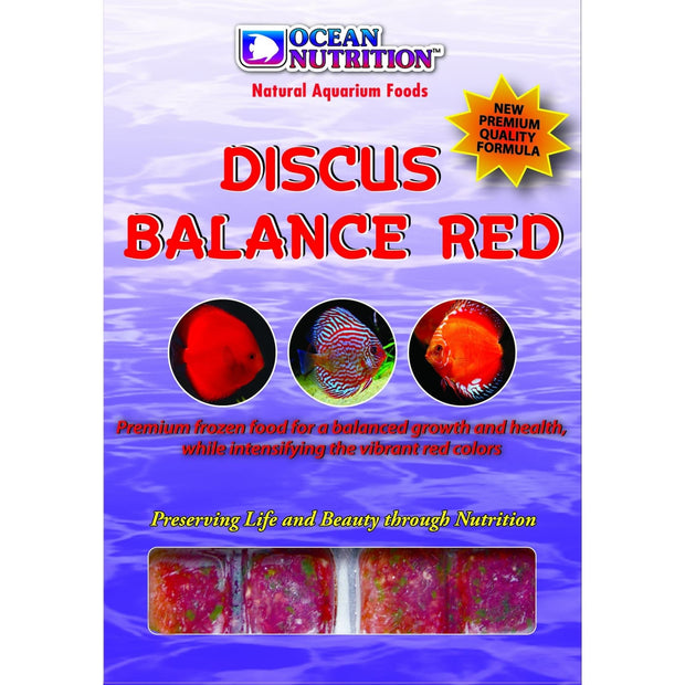 Ocean Nutrition Discus Balance Red - Fish Food