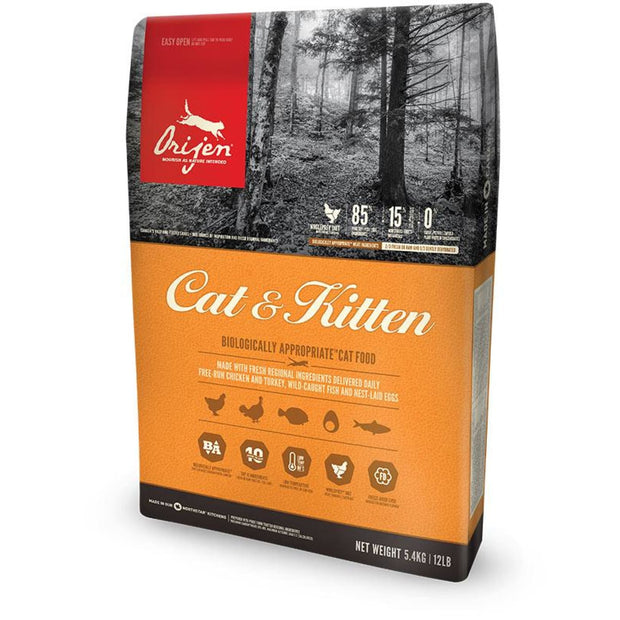 Orijen Cat & Kitten - Cat Food