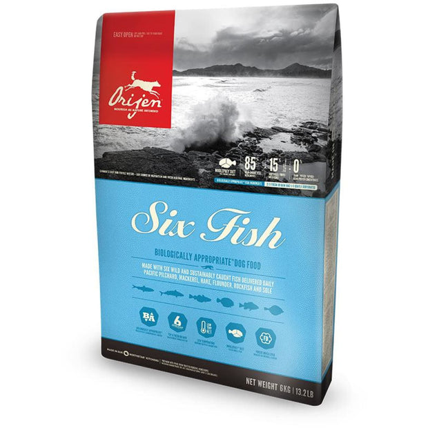 Orijen Six Fish Dog - 2kg - Dog Food
