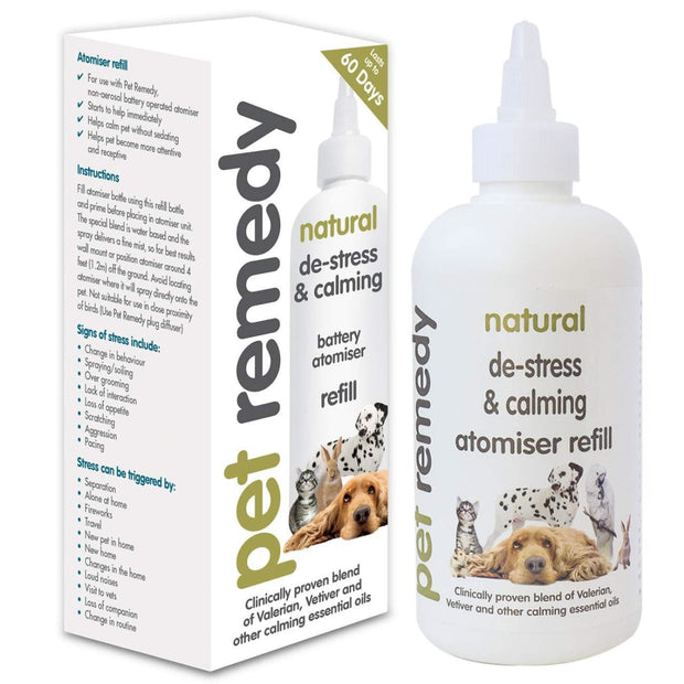 Pet Remedy Atomiser Refill - 250ml - Calming & First Aid