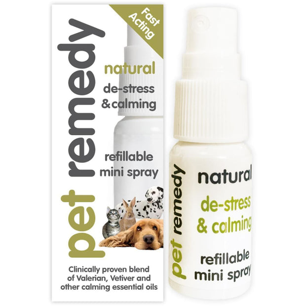 Pet Remedy Mini Calming Spray - 15ml - Calming & First Aid