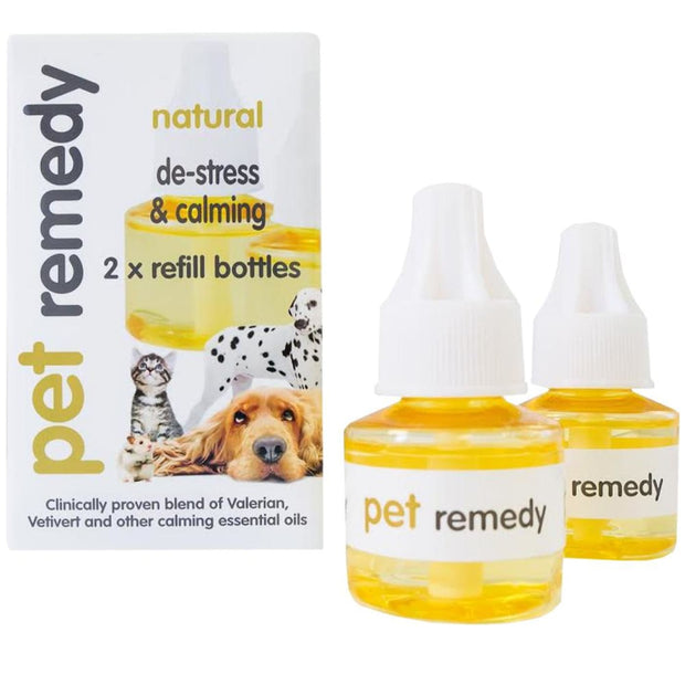 Pet Remedy Refill for Plug-in Diffuser - 2x40ml - Calming &