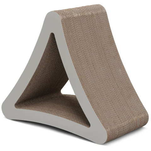 PetFusion 3-Sided Vertical Scratcher - Scratchers & Poles