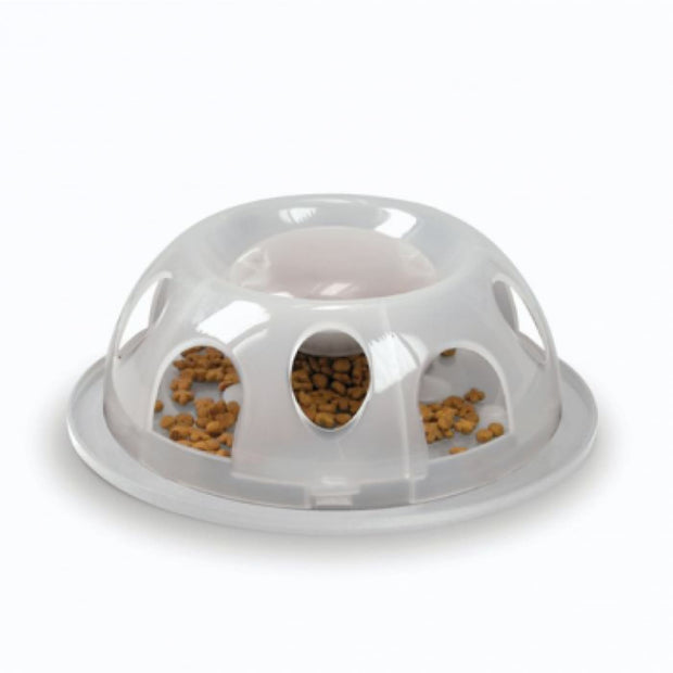 Pioneer Pet Tiger Diner (Portion Control) - Plastic - Cat