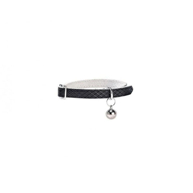 Power Cat Collar - Black - Cat Collars & Tags