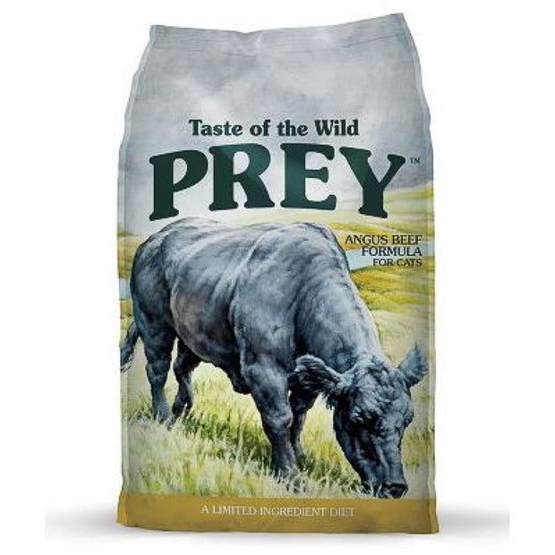 PREY Angus Beef Limited Ingredient Formula for Cats (2.7kg)