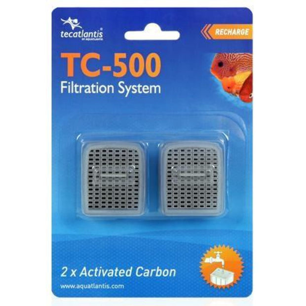 Replacement Carbon for Tortum TC-500 Filter - Reptile Homes