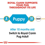 Royal Canin BHN Pug Puppy 1.5kg - Dog Food