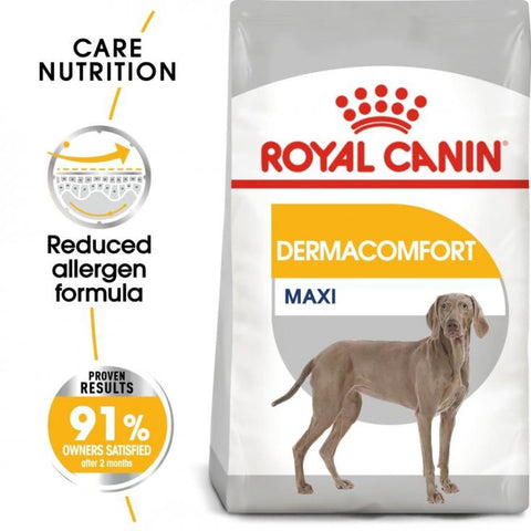 Royal Canin Canine Care Nutrition - Maxi Dermacomfort 10kg -