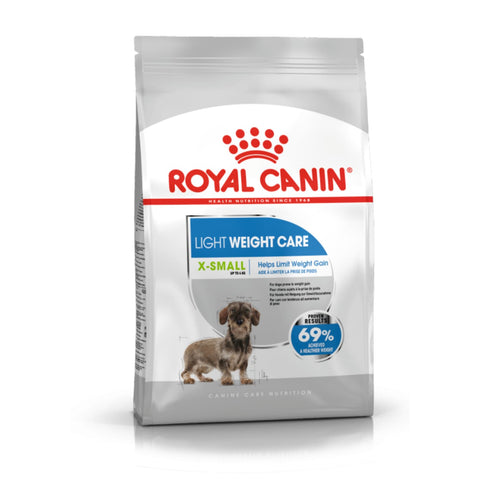 Royal Canin Canine Care Nutrition XS Adult Light 1.5kg - Dog