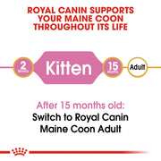 Royal Canin Feline Breed - Maine Coon Kitten 2kg - Cat Food
