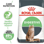 Royal Canin Feline Care - Digestive Care 2kg - Cat Food