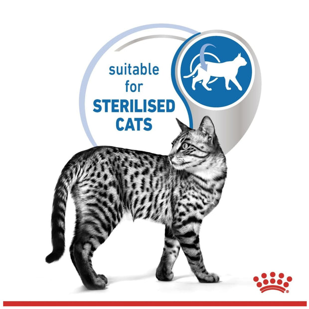 Royal Canin FHN Indoor 7+ Sterilised with Gravy (12x85g