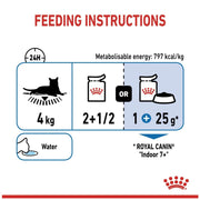 Royal Canin FHN Indoor Sterilised with Gravy (12x85g
