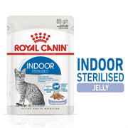Royal Canin FHN Indoor Sterilised with Jelly (12x85g